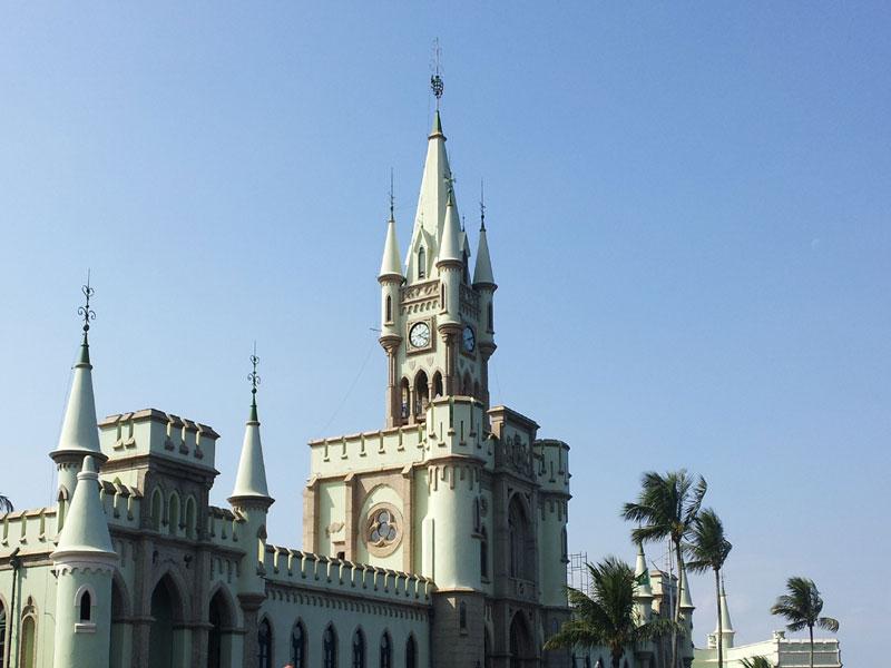 ilha fiscal torre do relogio