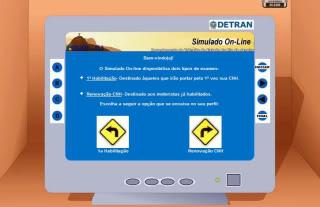 simulador detran-rj